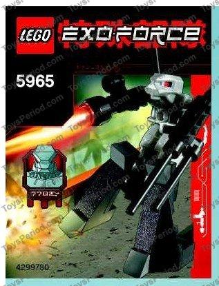 lego robot suit instructions