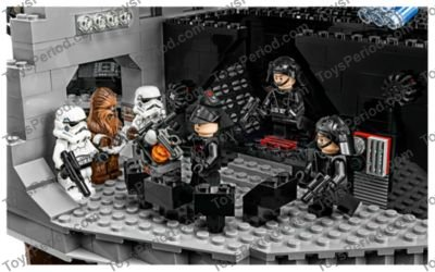 lego death star 2 instructions