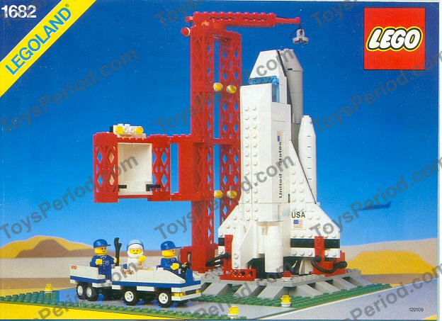 lego space shuttle parts list - photo #4