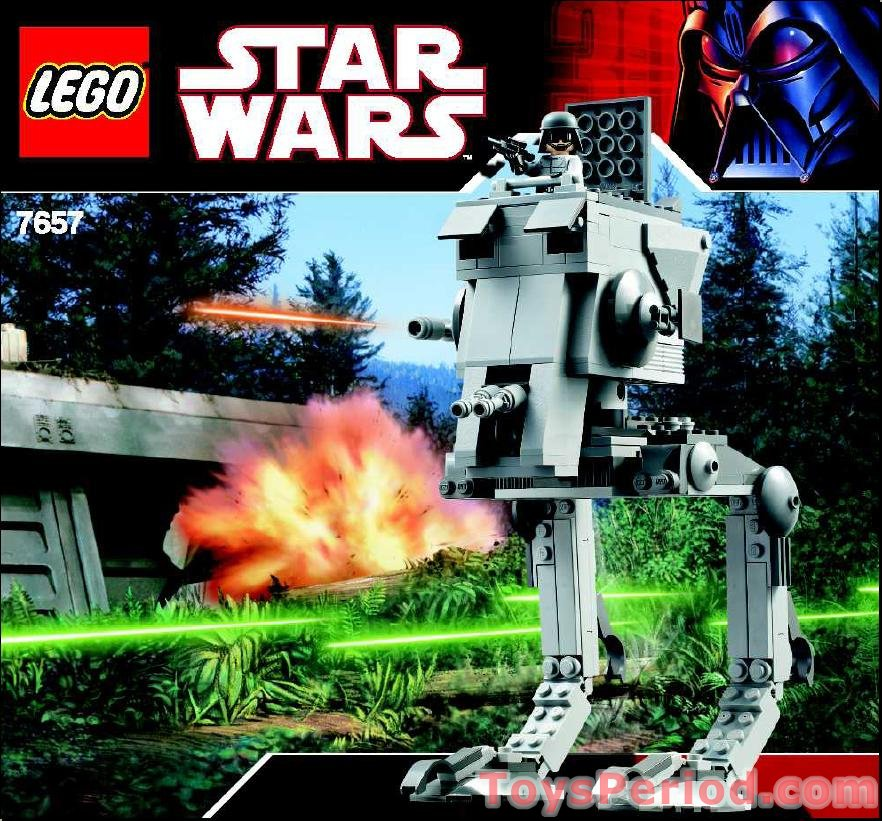 lego star wars building instructions