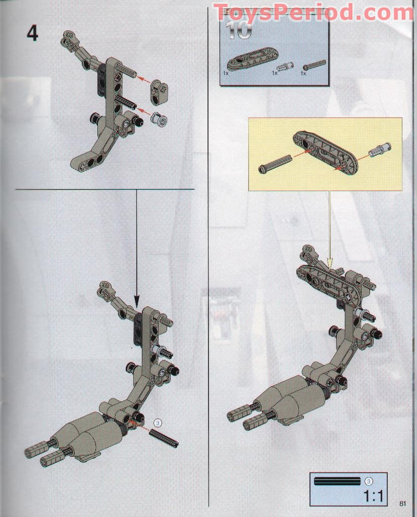 lego star wars droid instructions