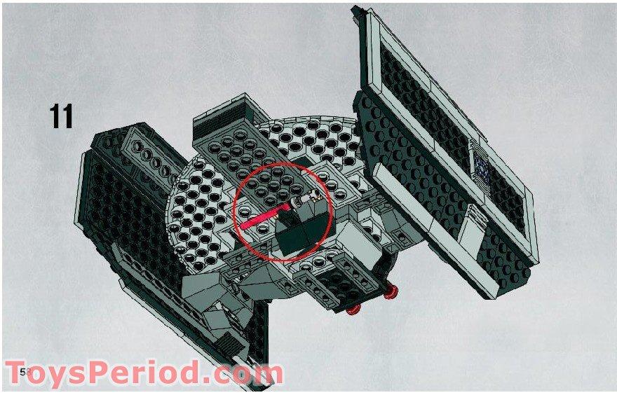 lego star wars 8017 instructions