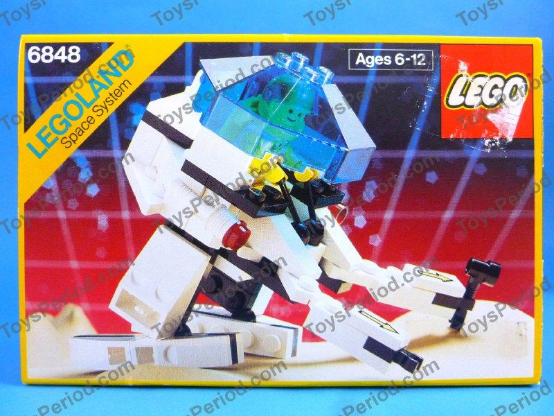 Space,M-Tron,Blacktron gepflegte Sammlung! mit OBA Lego 6848 Futuron