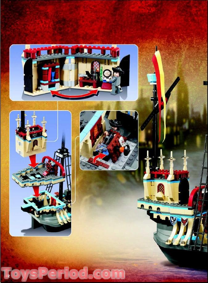 Lego 4768 2 The Durmstrang Ship With Bonus Minifigures Target Exclusive Set Parts Inventory And Instructions Lego Reference Guide 12 results for harry potter lego the durmstrang ship. lego 4768 2 the durmstrang ship with