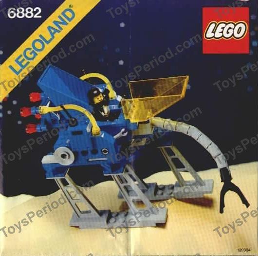 Arm Piece Straight 2 3 Fingers 3612 Choose Color /& Quantity Lego