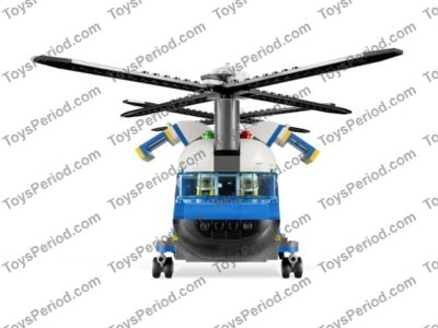 Lego Police Helicopter 4439 Instructions Onceforall Best
