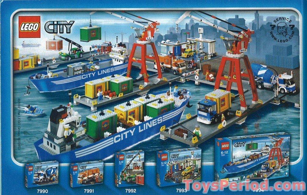 lego city 4432 instructions