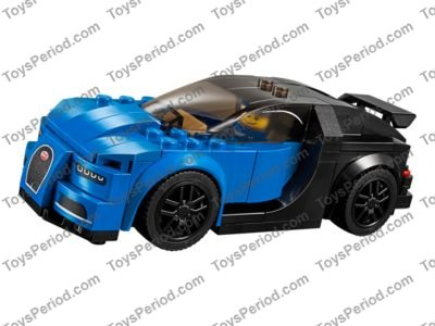 Lego 75878 Bugatti Chiron Set Parts Inventory And Instructions