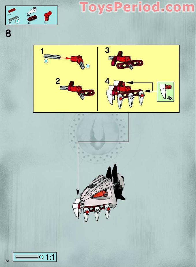 vezon and kardas instructions