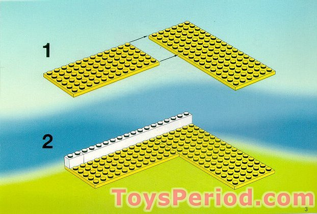 LEGO Minifigure LIME Utensil Surfboard Long Plastic Triangle Sail Boat
