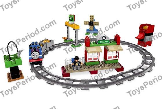 Lego Duplo Thomas Train Instructions