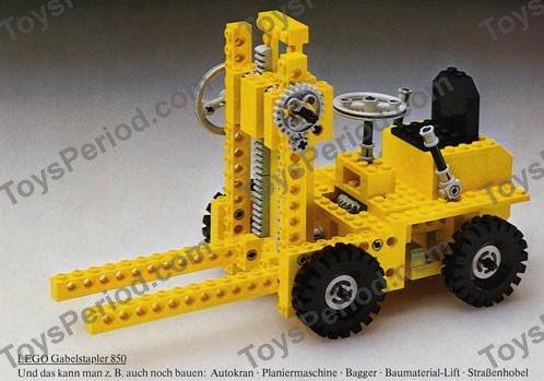 lego 42055 b model instructions