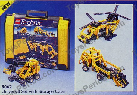 LEGO 8062 Universal Set With Storage Case Image 4