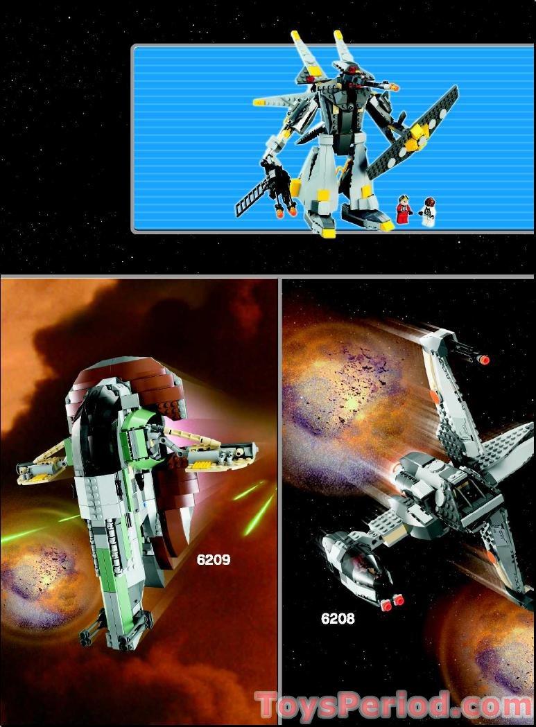 lego star wars b wing instructions