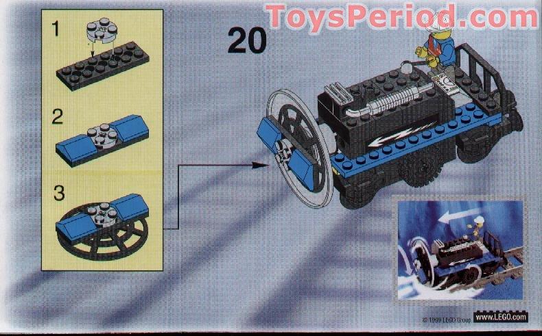 snow white lego instructions