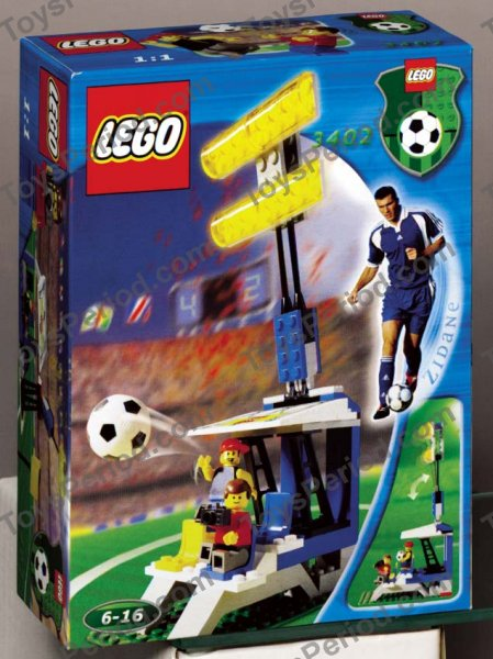 LEGO 3402 Small Grandstand with Lights