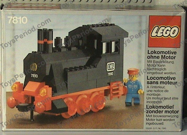 Lego 40370 40th Anniversary Train Set Steam Engine Brand New and Sealed BNIB