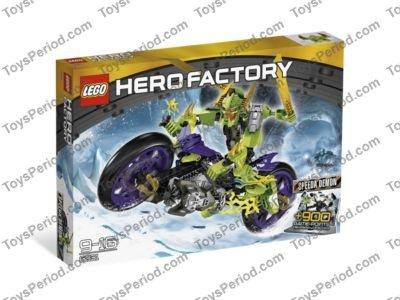 Lego 6231 Speeda Demon Set Parts Inventory And Instructions Lego