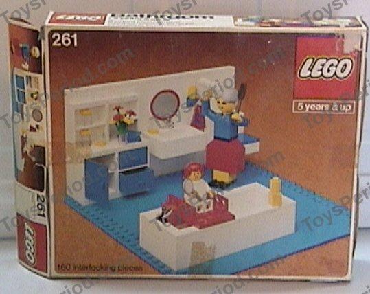 LEGO 261 1 Bathroom