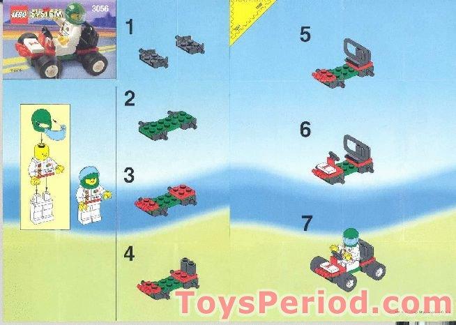Freev Download Lego Kart Instructions