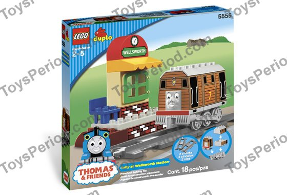 thomas the train lego set instructions