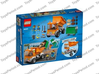 Lego Juniors Garbage Truck Instructions Garbage Image And Foto