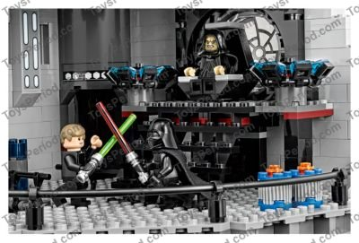 f7699386a LEGO 75159 Death Star Set Parts Inventory and Instructions - LEGO ...