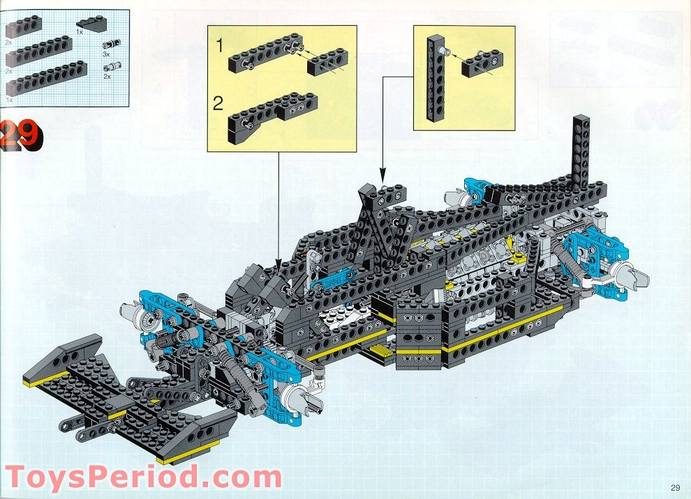 Download Instructions Pdf For The Lego Car Caravan
