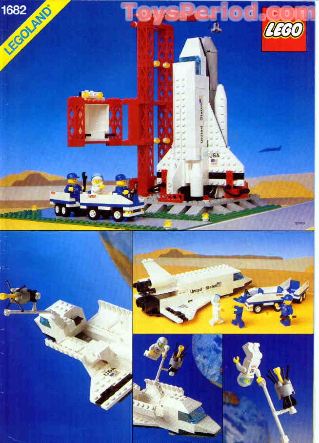 lego space shuttle parts - photo #16