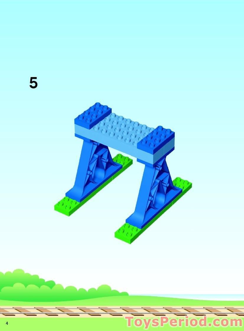 Lego Duplo Ville obra Cantera de 10915 camiones remolque blanco hummer nuevo