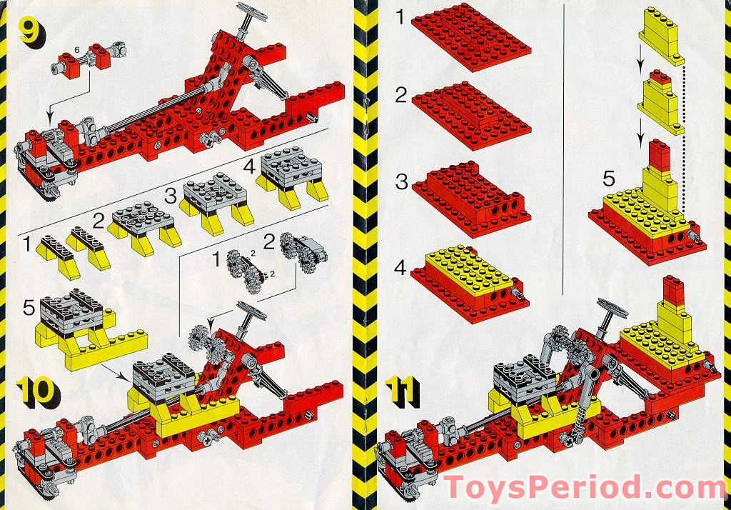 lego technic buggy instructions