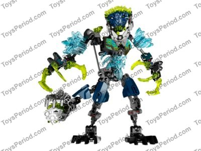 71314 Sealed 109 Pieces Lego Storm Beast Bionicle
