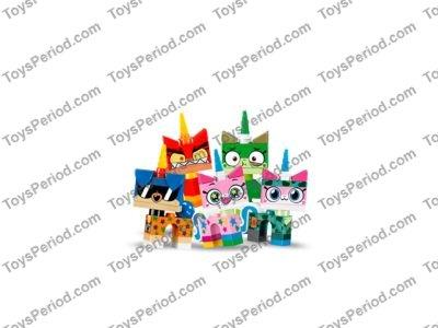 NEW LEGO 41775 Unikitty Series 1 Rainbow Unikitty
