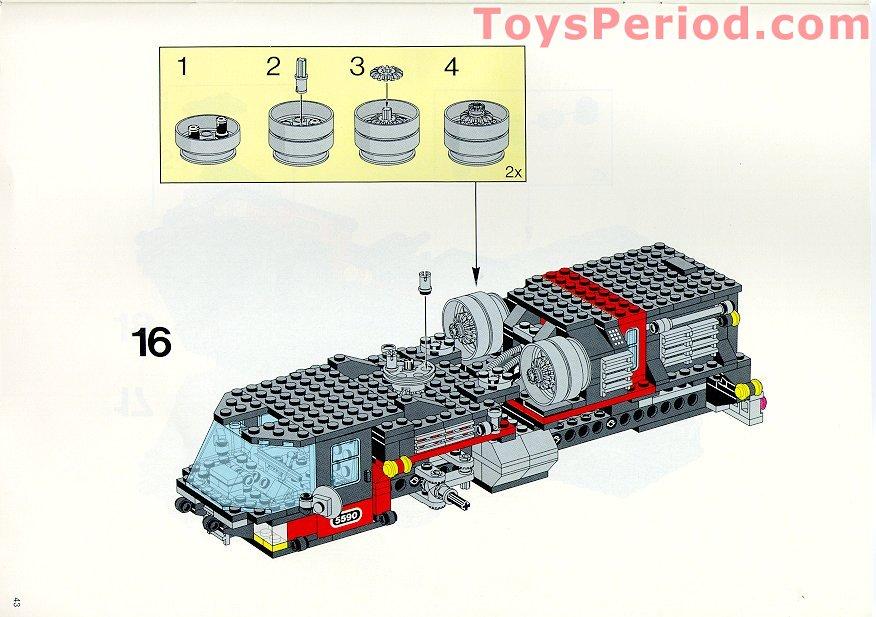 lego 42009 c model instructions pdf