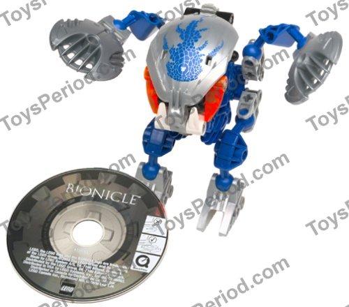 bionicle bohrok kal instructions
