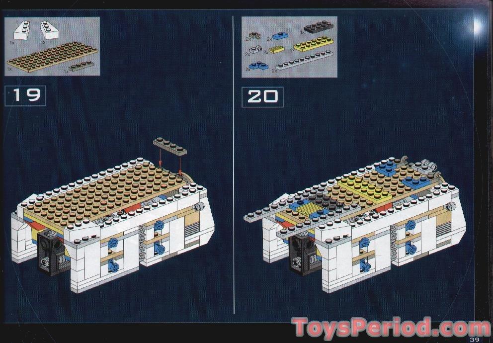 lego ucs r2d2 instructions