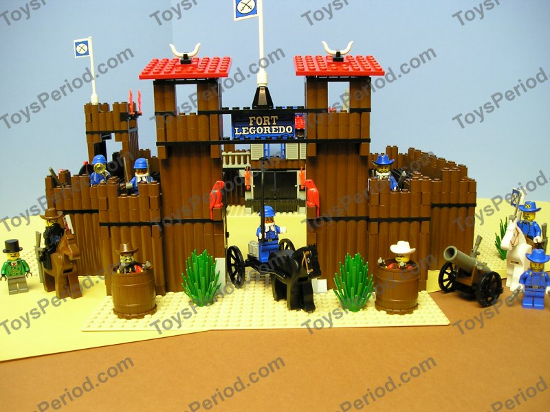 LEGO Worlds Wild West Fort DLC Now Available! - Bricks To Life |Lego Wild West Fort