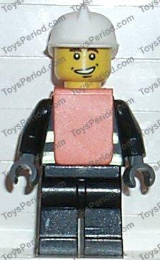 Lego-minifigures-fire-reflective stripes gray beard 7239 cty0004