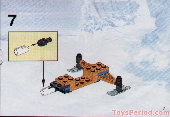 LEGO® Bauanleitung 6579 Instruction Nr