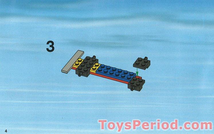 lego city harbor instructions