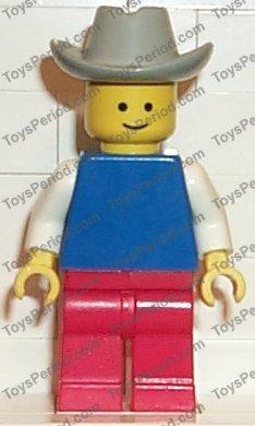 Lego 6672 Safari Off Road Vehicle Set Parts Inventory And