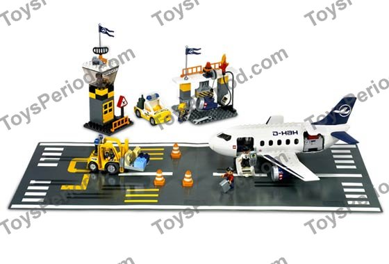 lego airport 60104 instructions