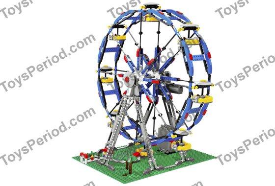 lego ferris wheel instructions