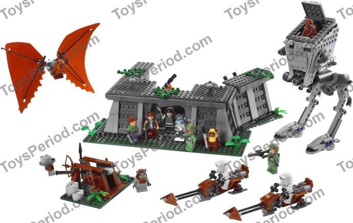 lego star wars 8038 instructions
