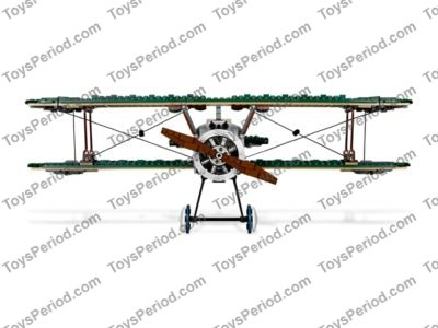 Sopwith camel 10226 lego creator expert building instructions.