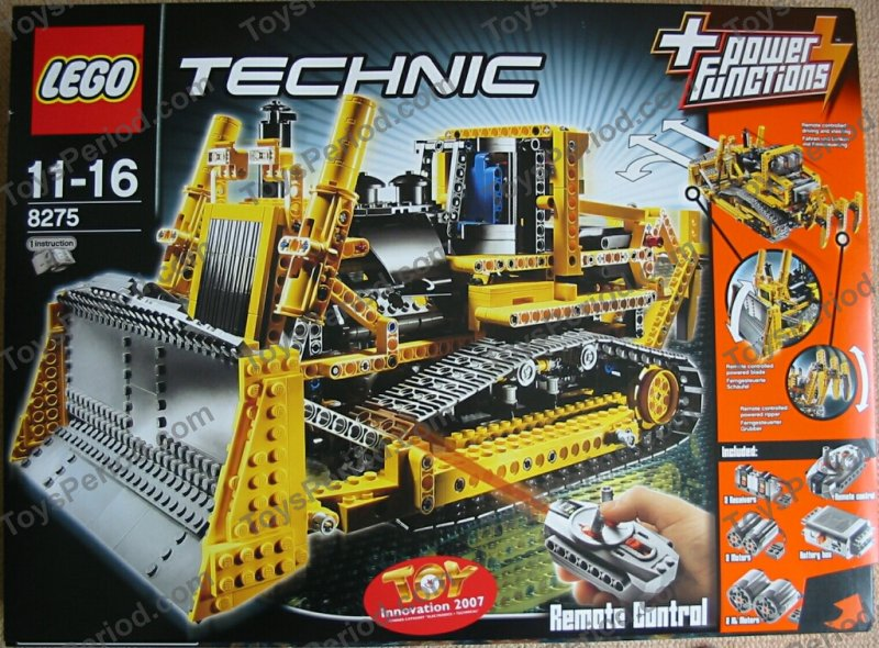remote control cars kit with Lego 8275 Motorized Bulldozer on Building An Arduino Robotic Car further 10073 as well Soviet Heavy Tank P 52769 furthermore Ares So ith Pup Rtf Indoor Outdoor Micro Electric Rc Plane additionally Mig 21mf Czechoslovak Service 148 P 23499.