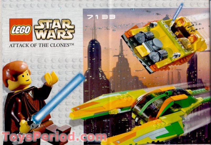 Lego count dooku lego star wars polybag set 7103