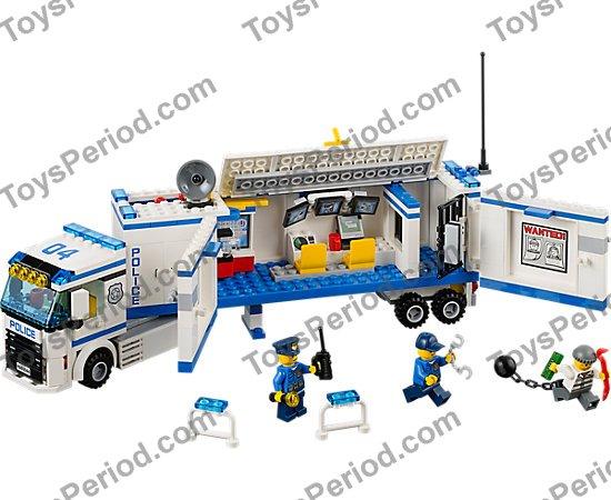 Lego City Police 60044 Decal Sticker NEW