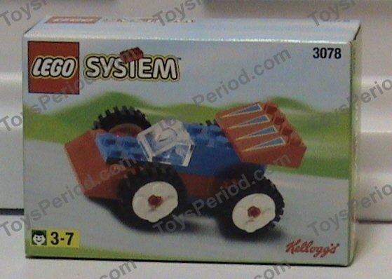 basic lego car instructions