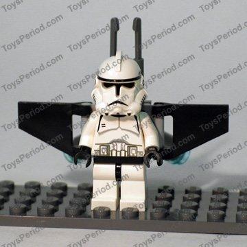 LEGO Star Wars 7261 Clone Turbo Tank Aerial Clone Trooper Minifigure Only